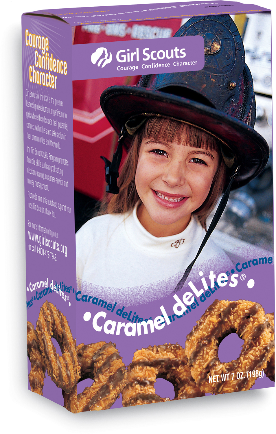 Girl Scout Caramel Delight Recipes — Dishmaps