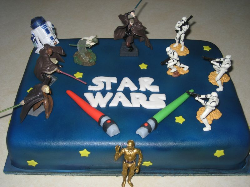 star wars birthday cakes for kids,star wars party games