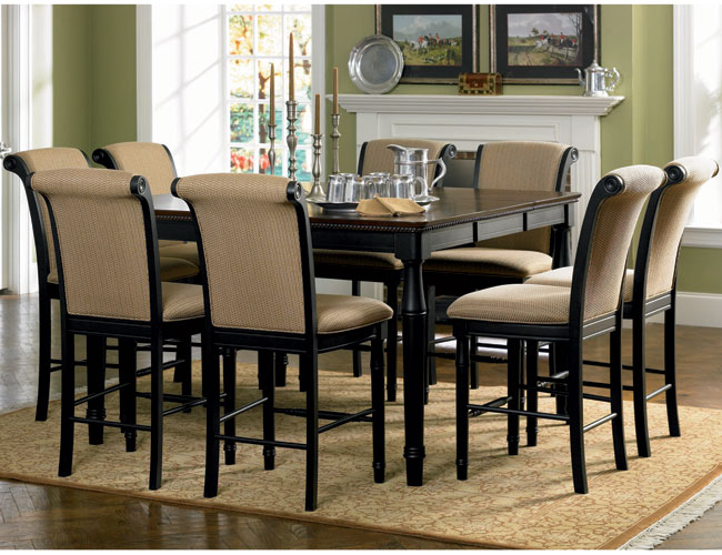counter height dining table building plans