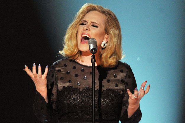 I really want Adele to sing a deep, power ballad that's secretly about how men honestly don't understand PMS.