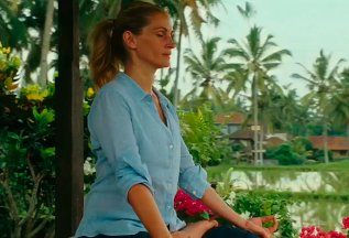 """So not as easy as it looks. If you've ever watched """"Eat Pray Love:, there's the a part where Julia Roberts talks about how she can't quiet her mind...that's what is it like EXACTLY."""