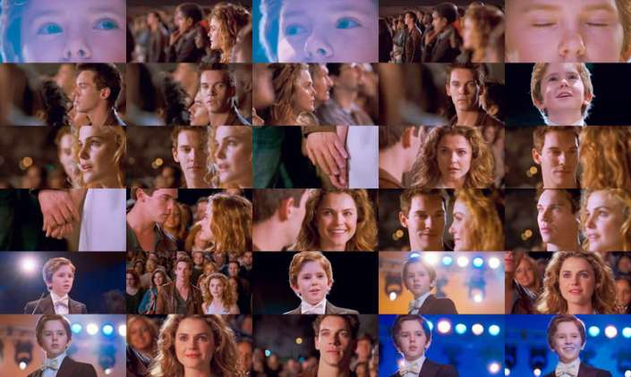 It brought this family back together (via August Rush!)