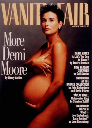 The infamous magazine cover in question.